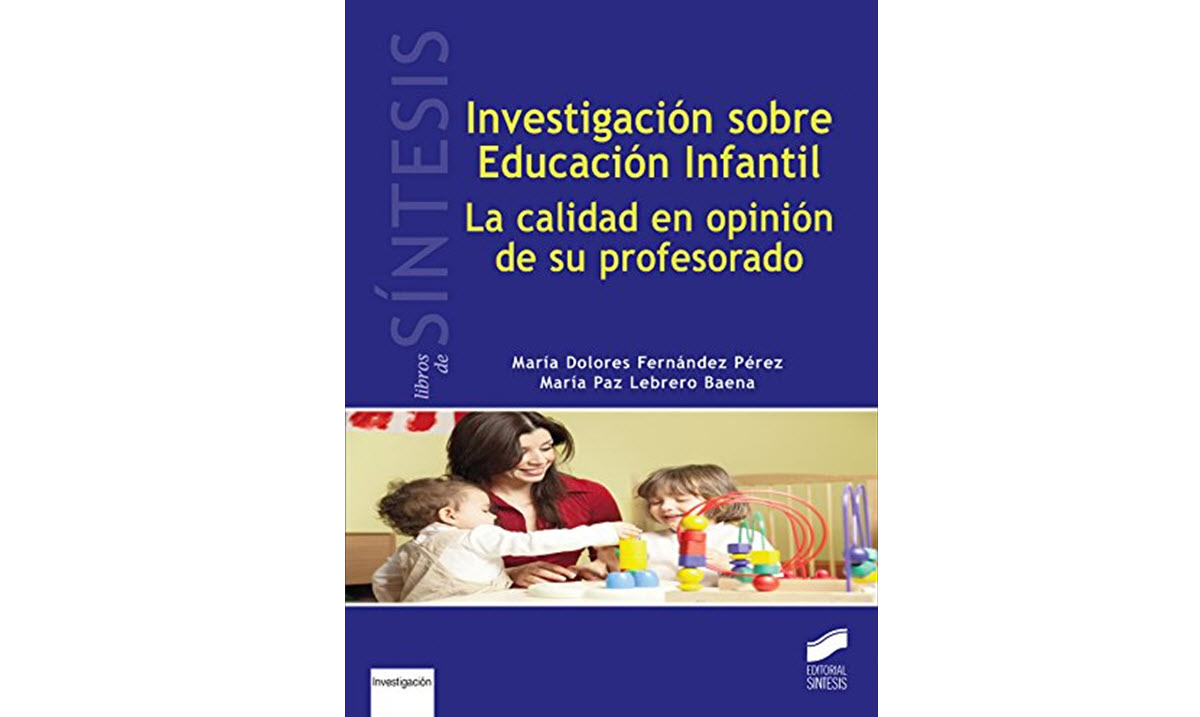 libros sobre educación infantil