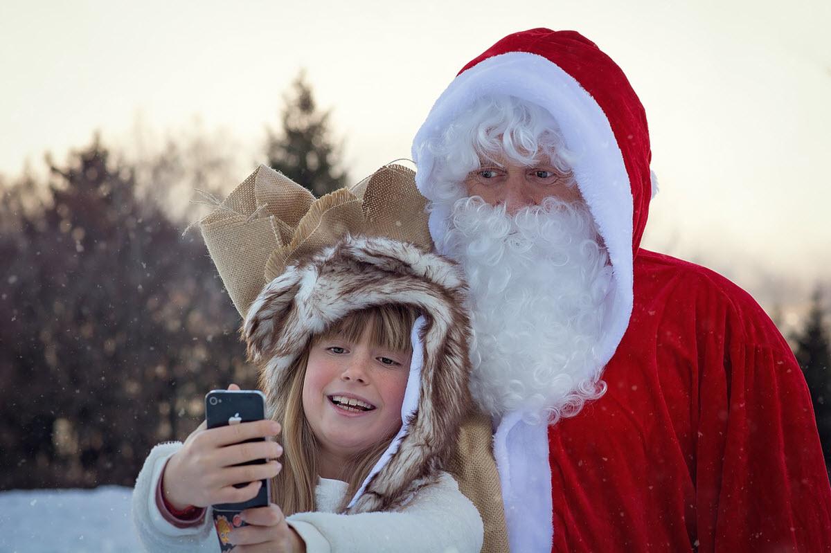 vacaciones de navidad con niños