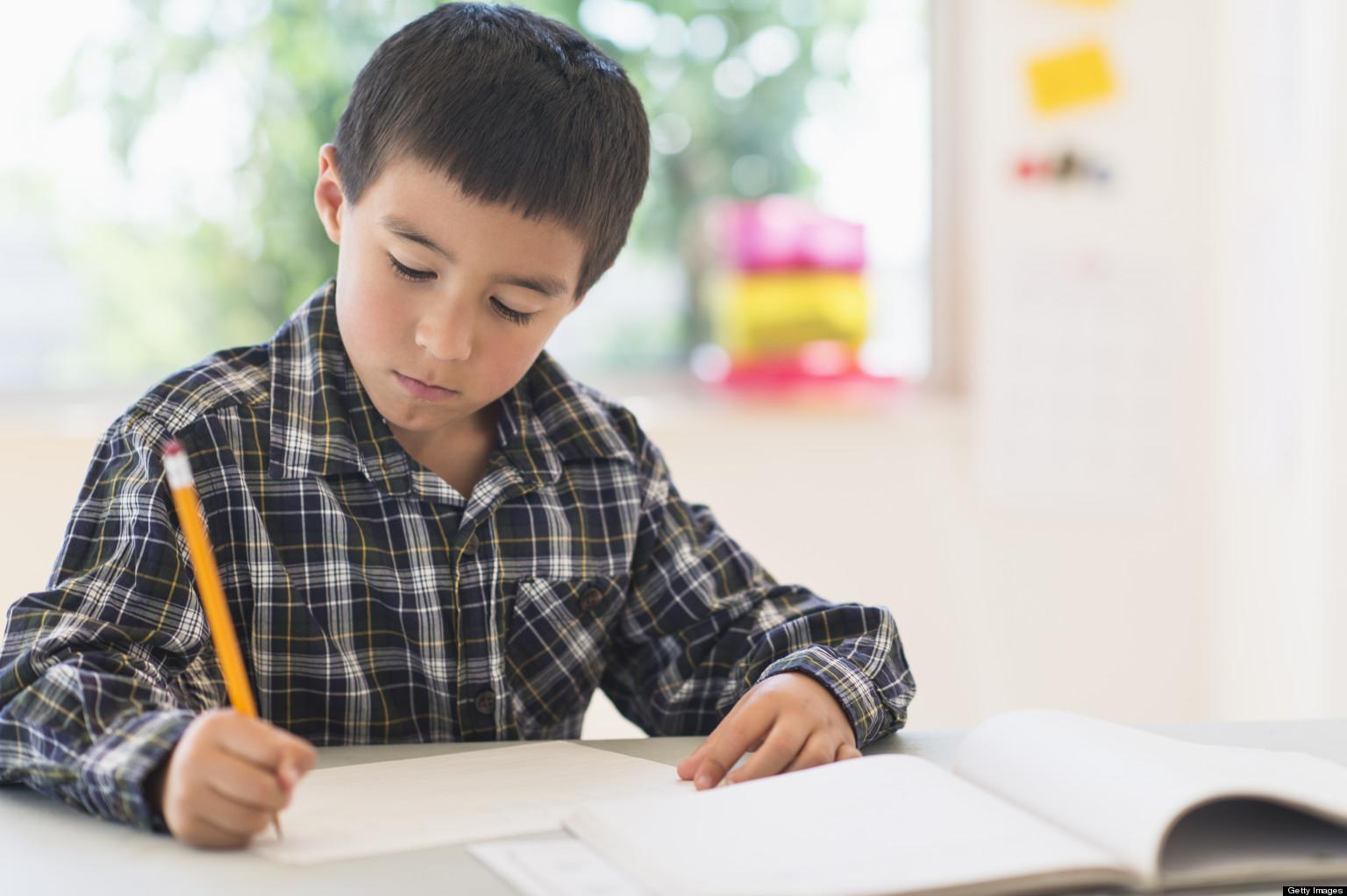 hábito de estudio en los niños