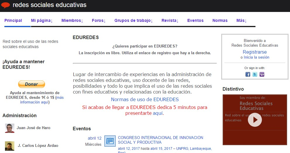redes sociales educativas 4