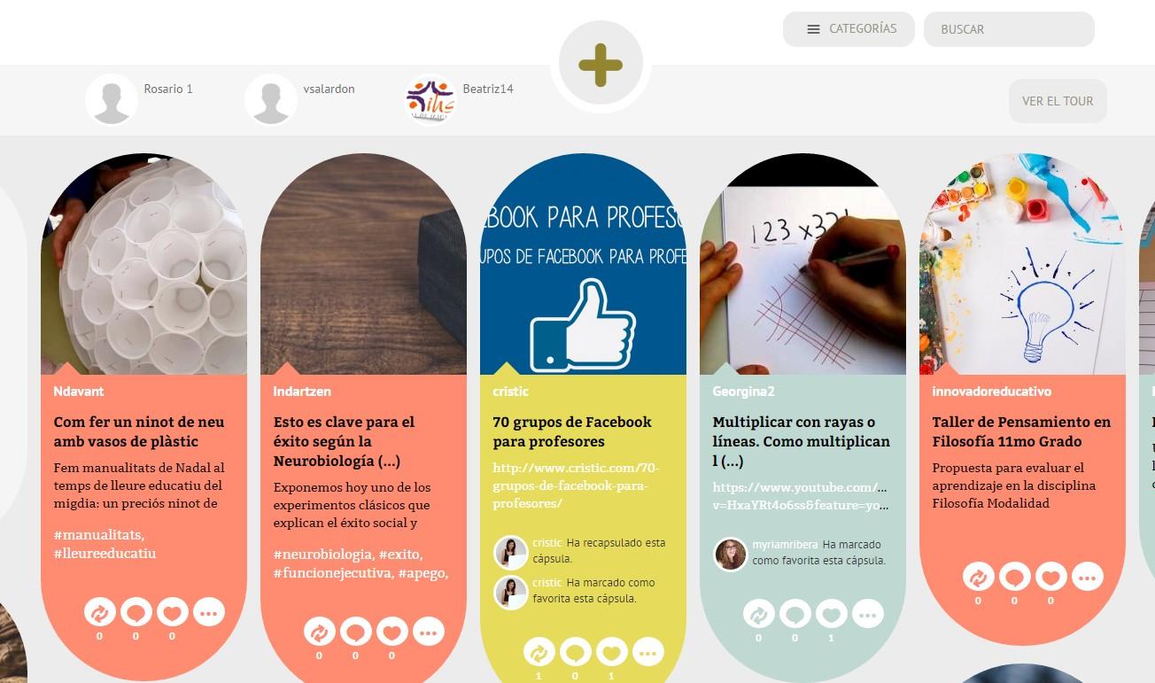 redes sociales educativas 5