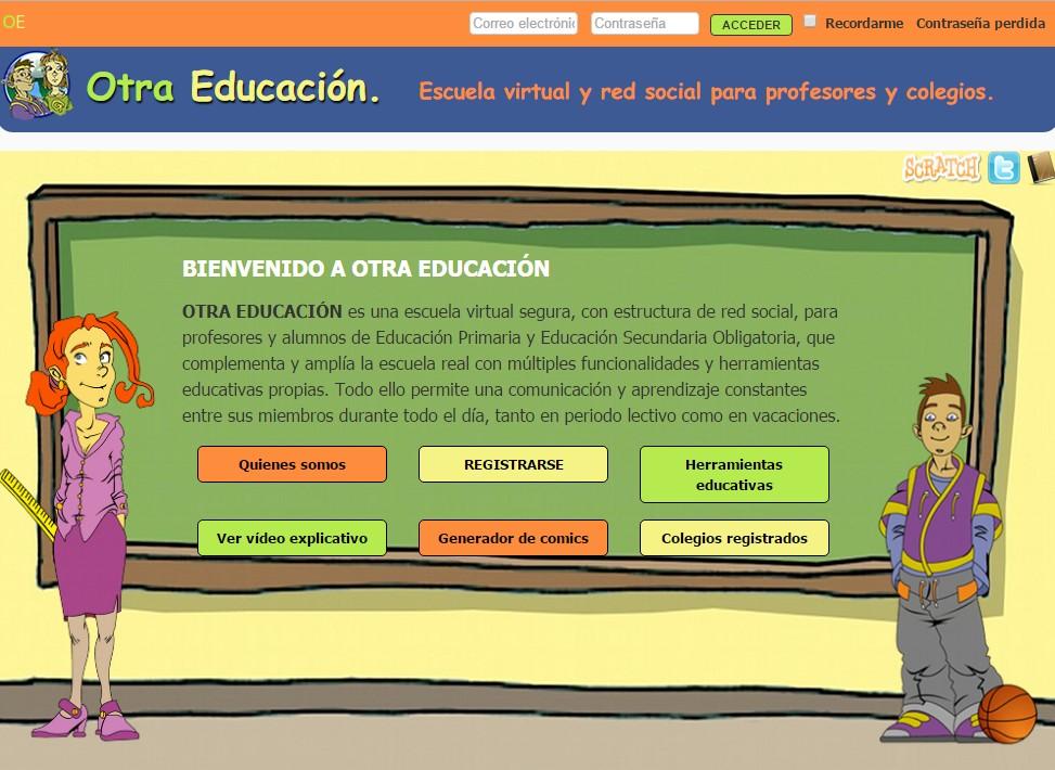 redes sociales educativas 6