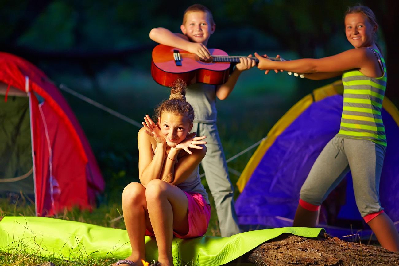 El mejor campamento de verano