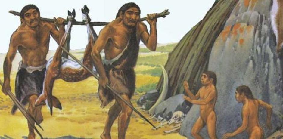 proyecto infantil de prehistoria