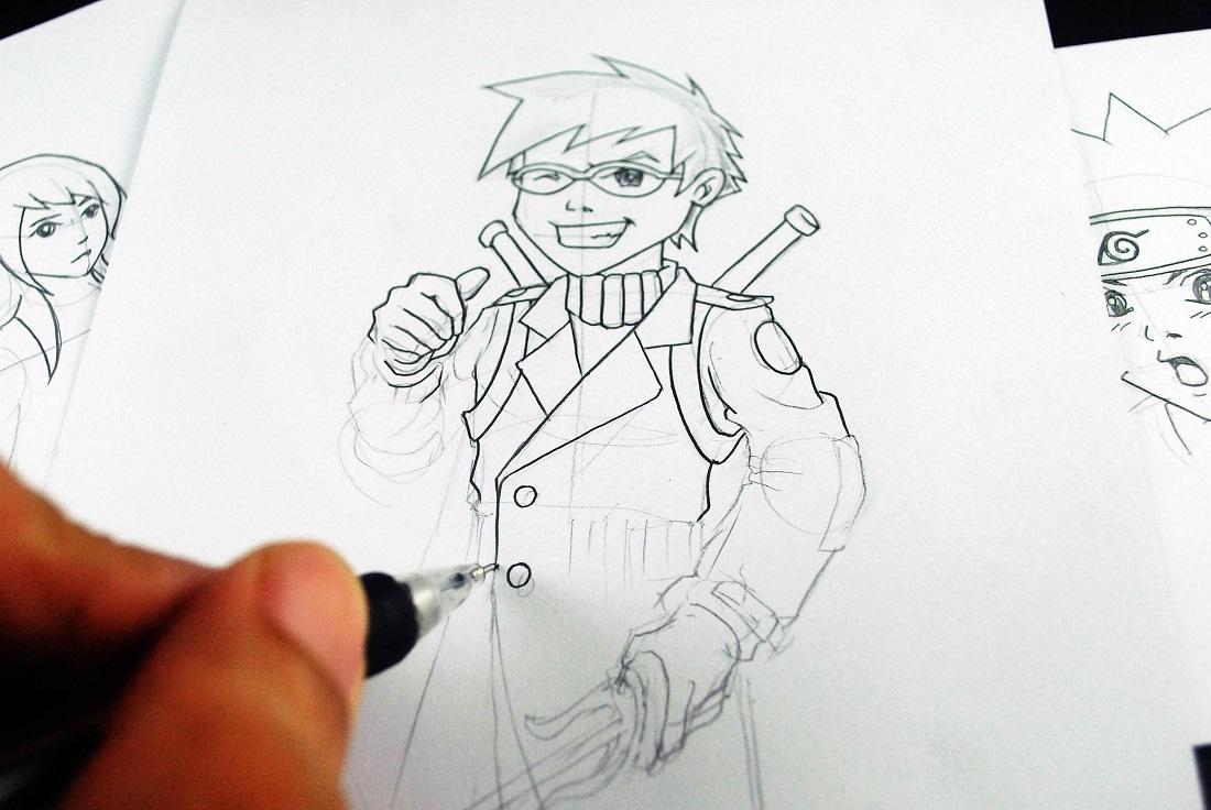 trucos para dibujar