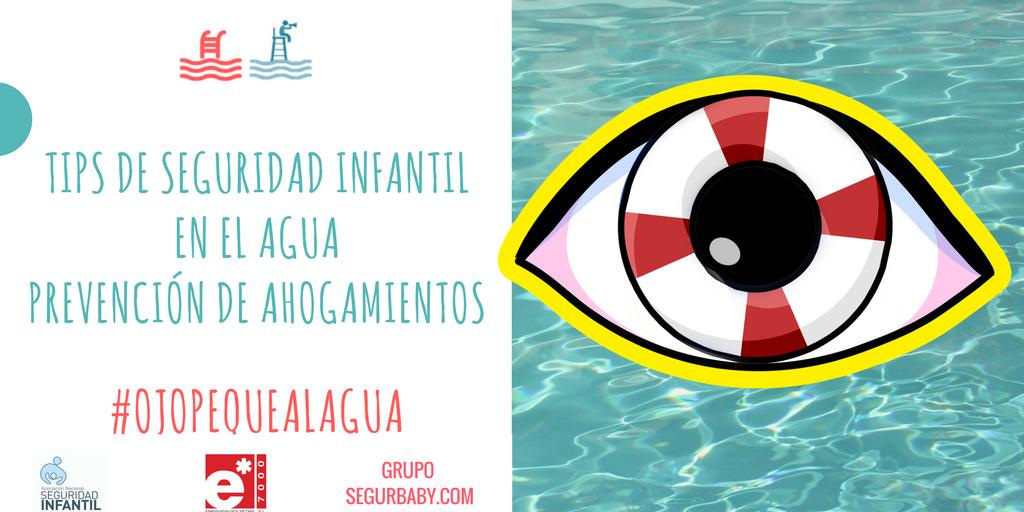 trucos seguridad infantil prevencion ahogamientos