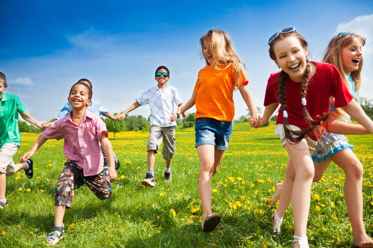 acercar a los niños a la naturaleza