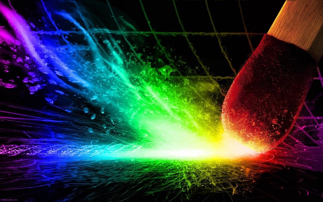 colores en el aprendizaje
