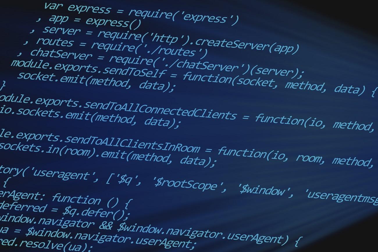 codigo programacion