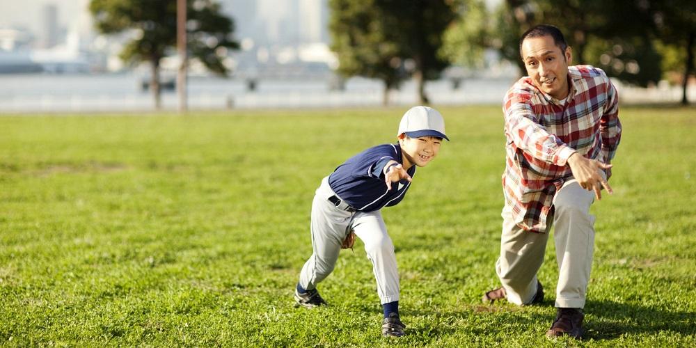 padres de hijos deportistas