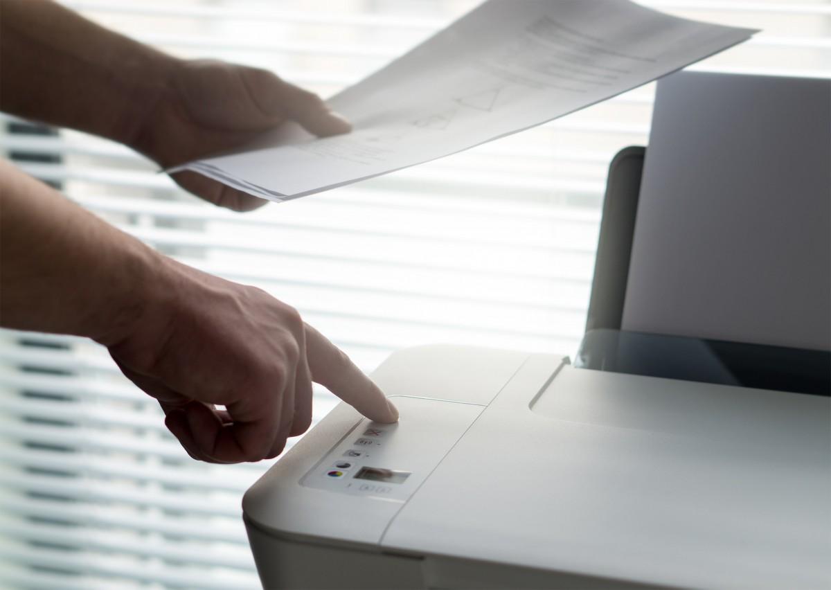 imprimir trabajos profesionales