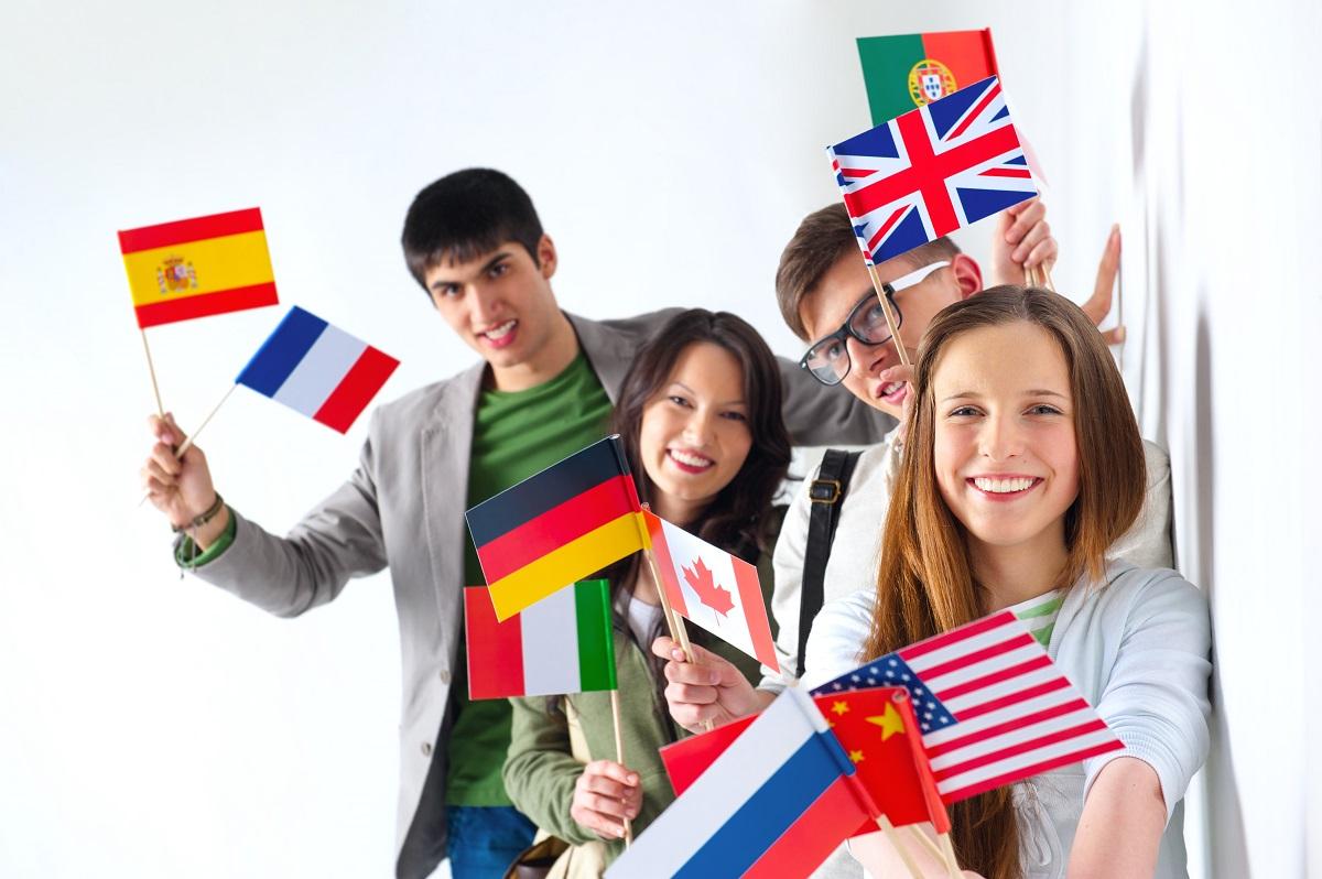 estudiantes de idiomas