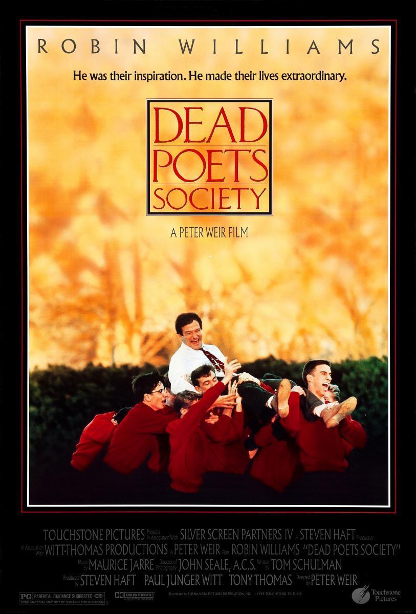 películas basadas en docentes