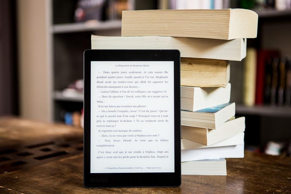 ebook de lectura