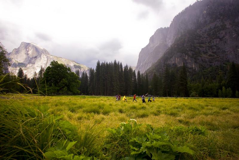 excursión al campo