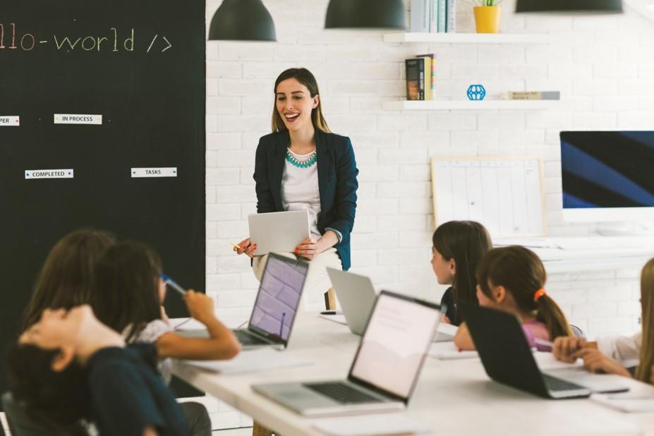 app para docentes de primaria