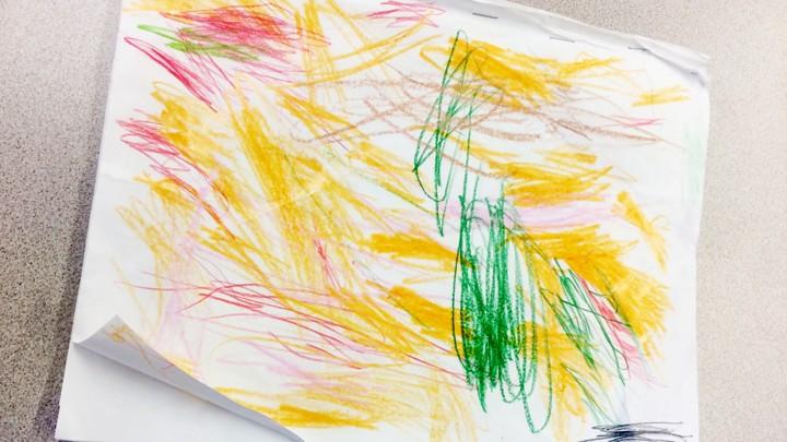 etapas del dibujo en los niños