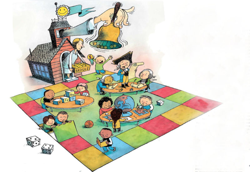 gamificación en el aula