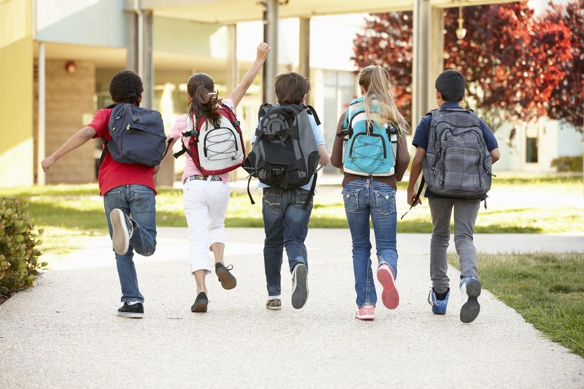 mochilas colegio