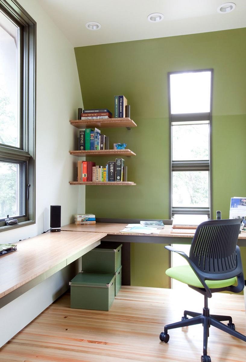 cuarto de estudio