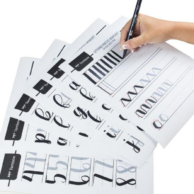 recursos de caligrafía