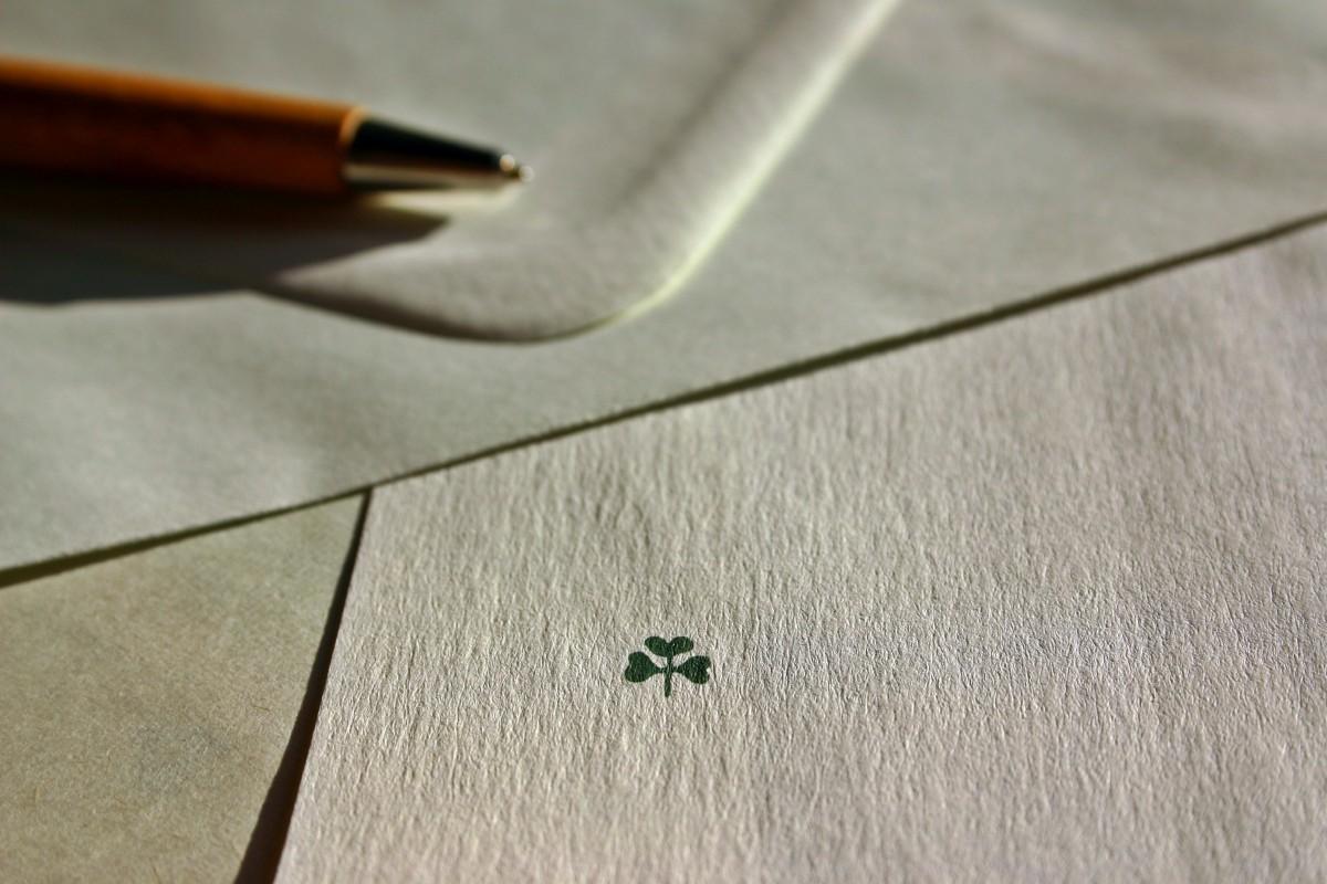 enviar sobres y cartas