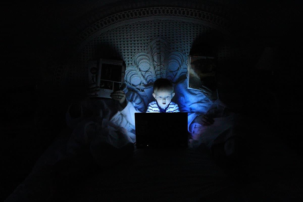 peligros internet menores