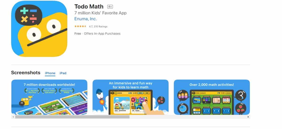 aplicacion para matematicas todo math
