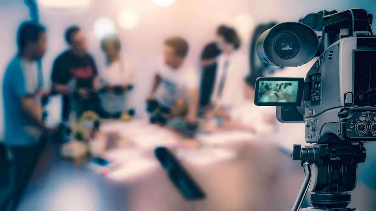 hacer vídeos cortos