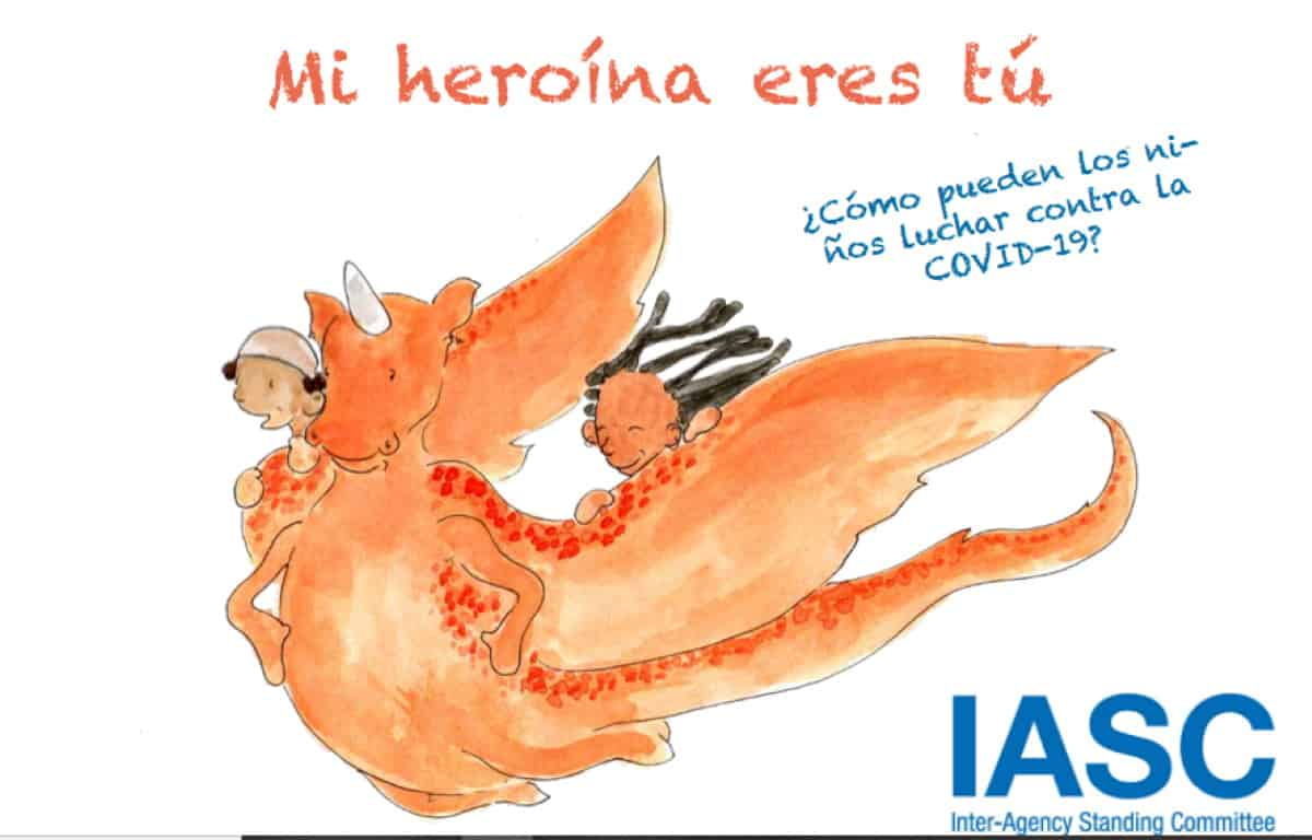 cuento infantil pandemia covid 19