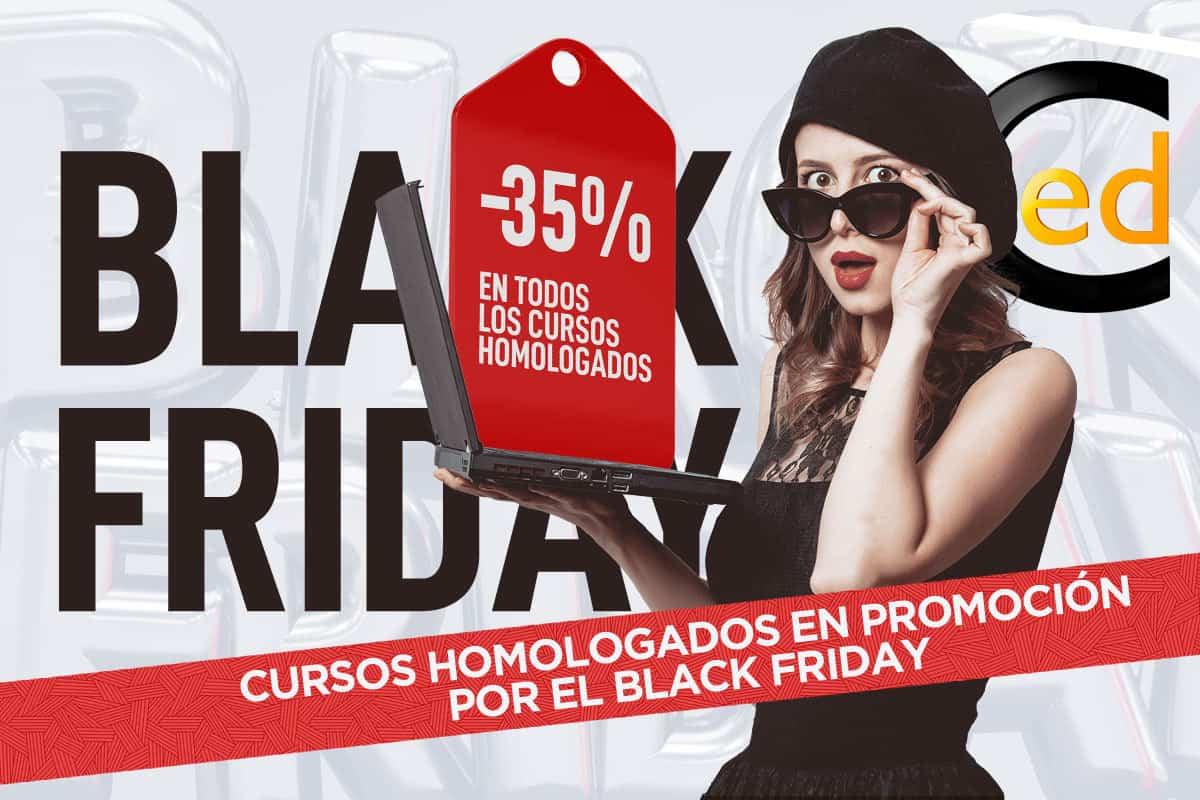 cursos homologados promo black friday
