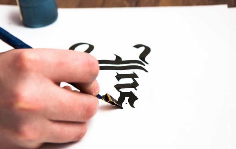 mejorar la caligrafía