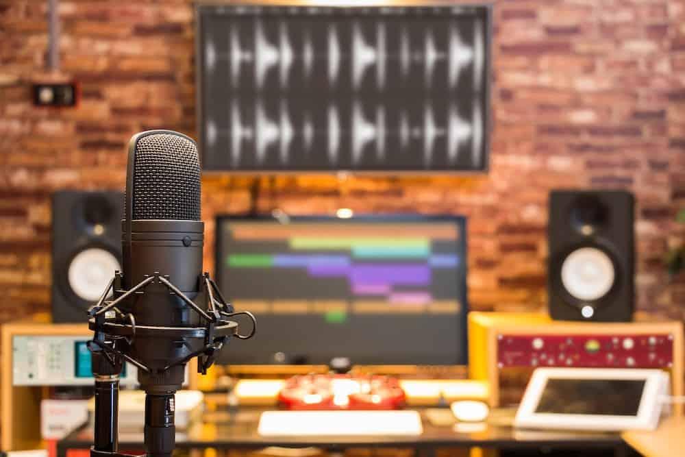 Recursos para grabar un podcast