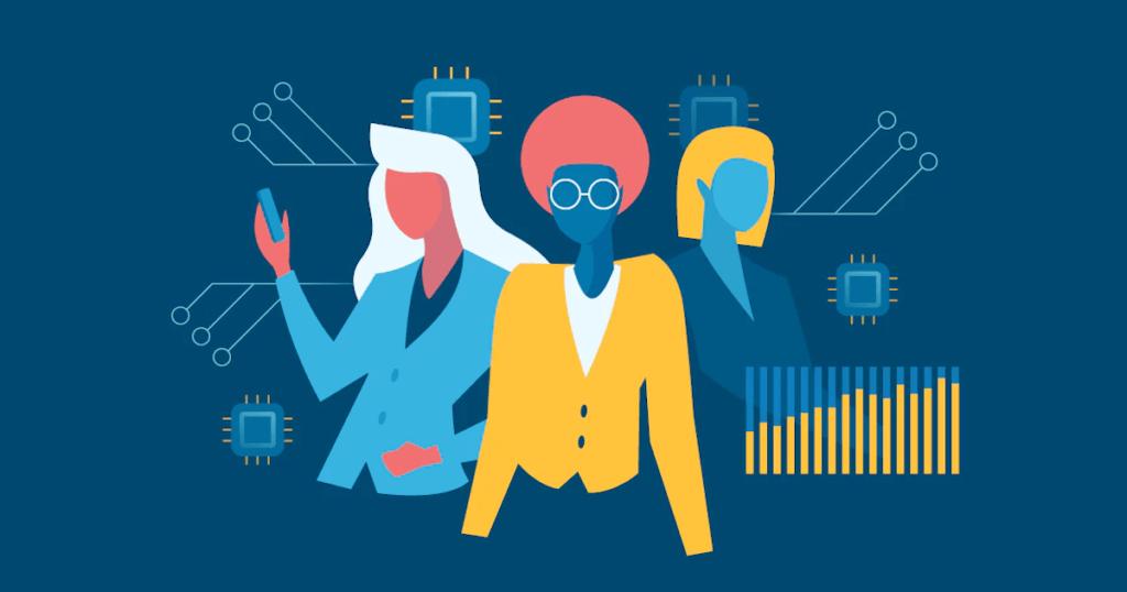 acercar la tecnologia a las mujeres