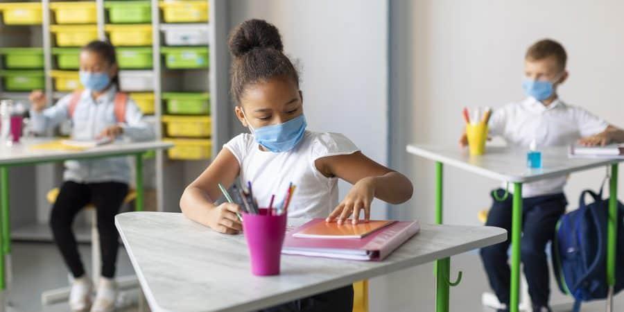 prevenir covid escuelas