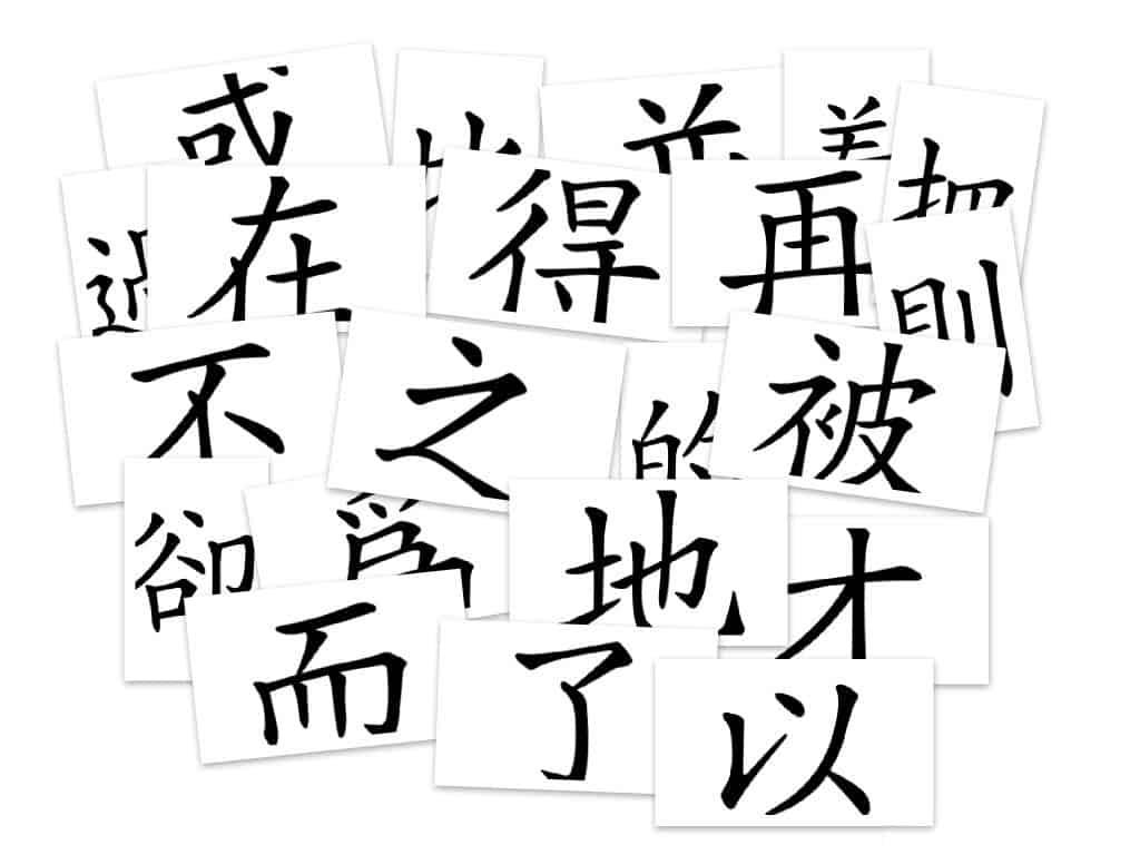 Recursos para aprender chino