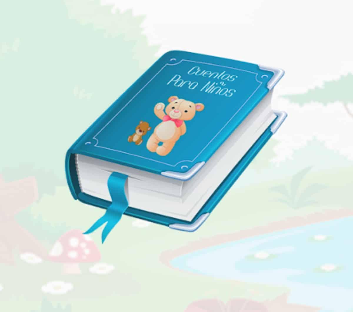 app de cuentos cortos para niños