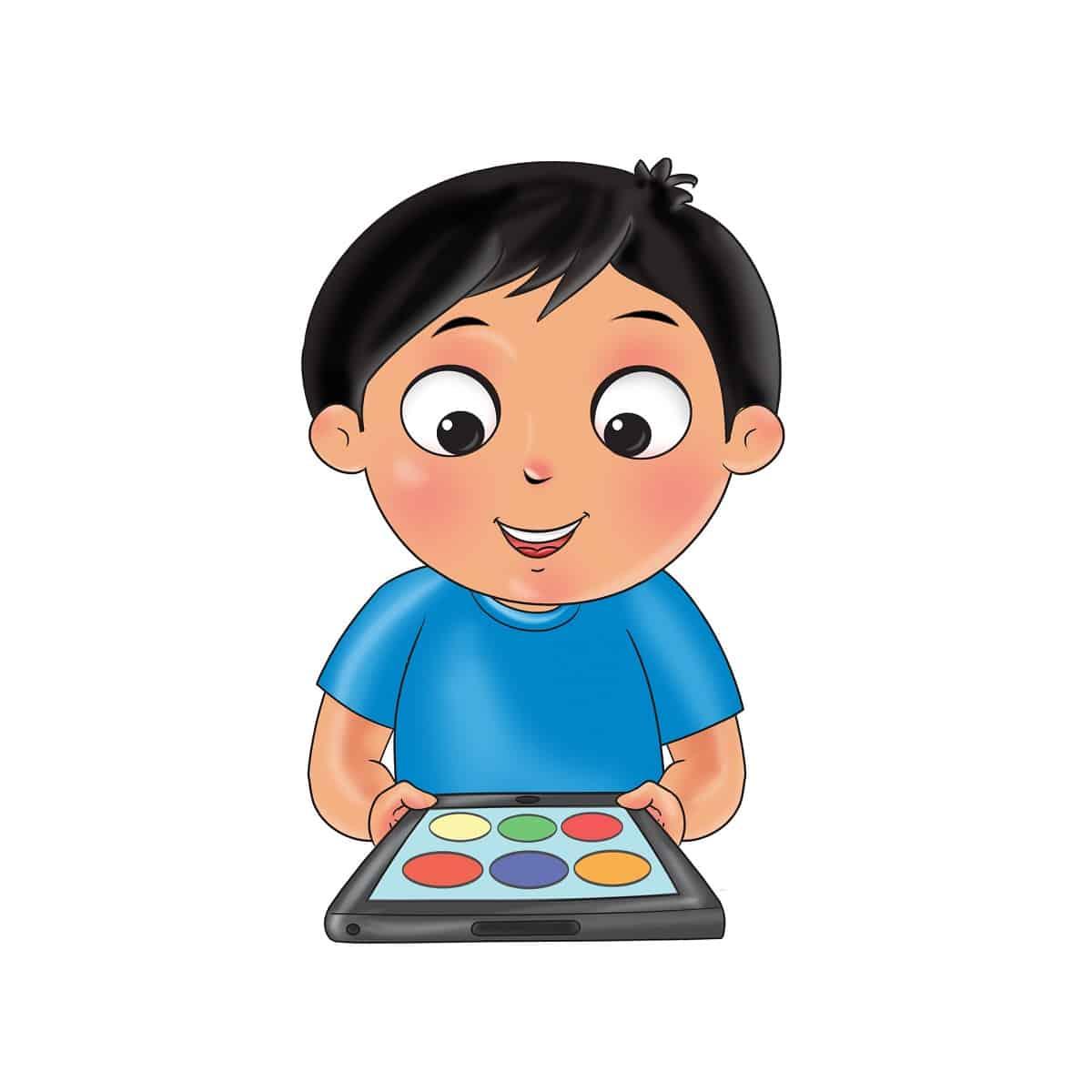 Juegos educativos para la tablet