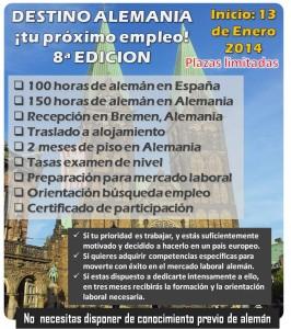 EMPLEO-ALEMANIA