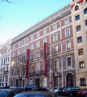 Museo Nacional de Artes Decorativas Madrid 01
