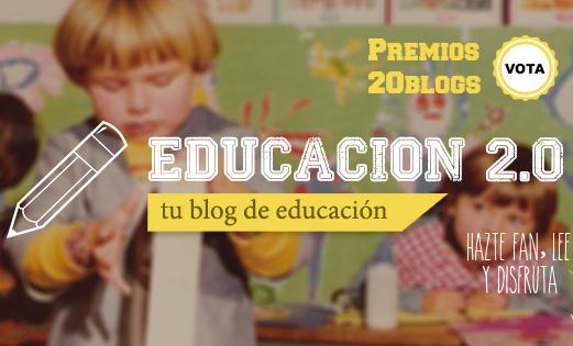 PREMIOS 20BLOGS - educacion 2.0
