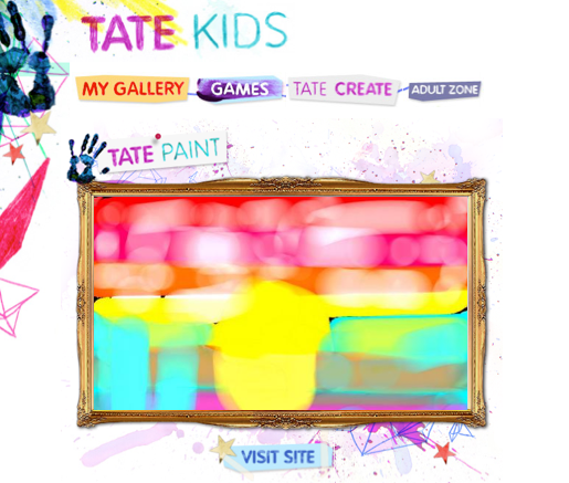 Tate Kids_su web