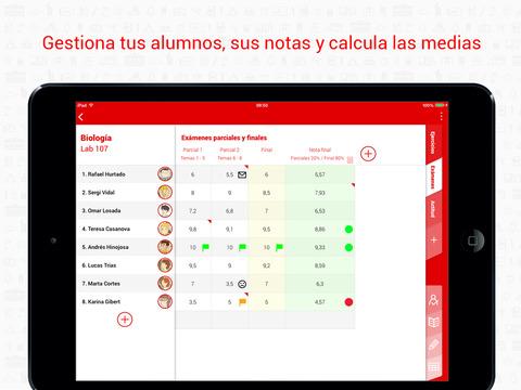 additio - aplicación para profesores