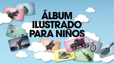 album ilustrado para niños