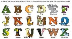 alfabeto ingles