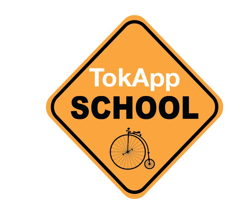 aplicación tokApp