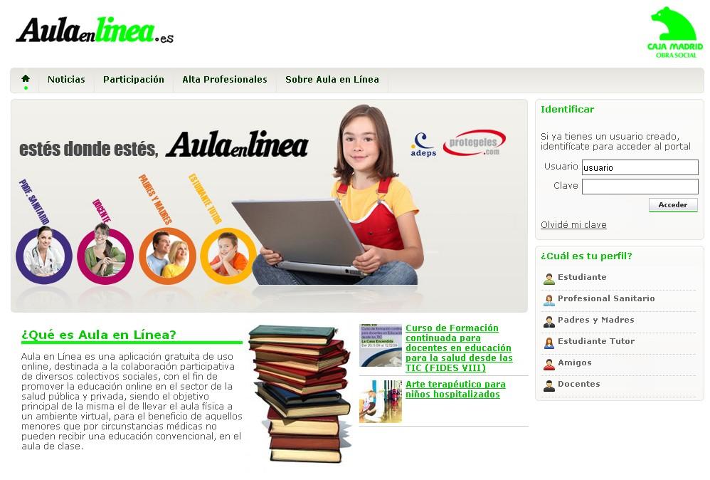 aula en línea