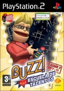 buzz play station