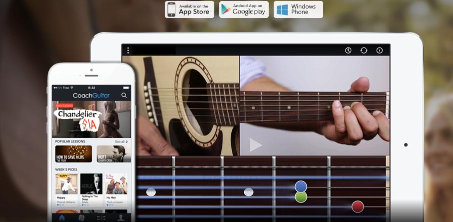 aplicación para aprender música