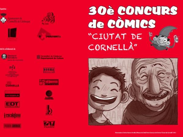 concurso de comic